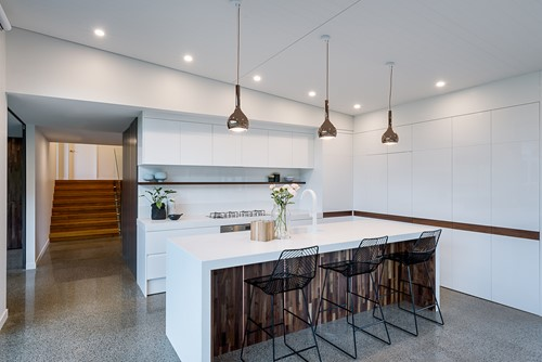 Kitchen design tips when building a new home