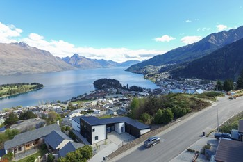 Architectural home design and build Queenstown