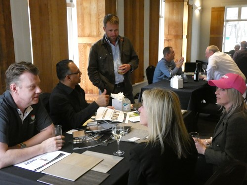DRH franchise directors 'speed dating' our suppliers