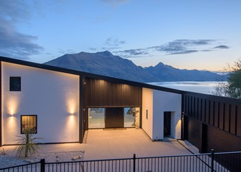 Best architectural home design and build Queenstown