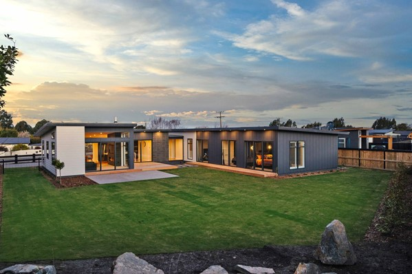 Weston, Oamaru Show Home | David Reid Homes