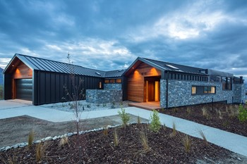 Architectural home builders Queenstown