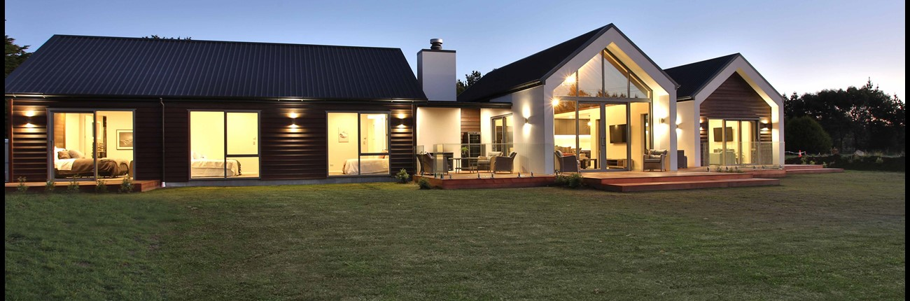 Architectural home builders Southland