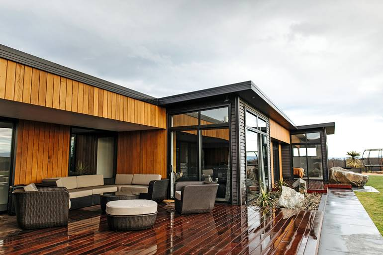 Architectural design and build Otago