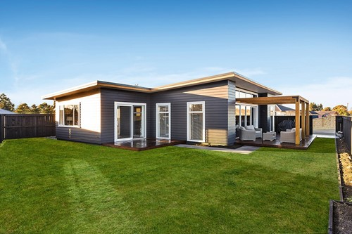 David Reid Homes Waitaki South Canterbury House of the Year Master Builder Awards 2019