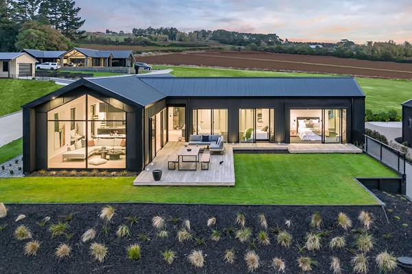 Pukekohe, Auckland Feature Home | David Reid Homes