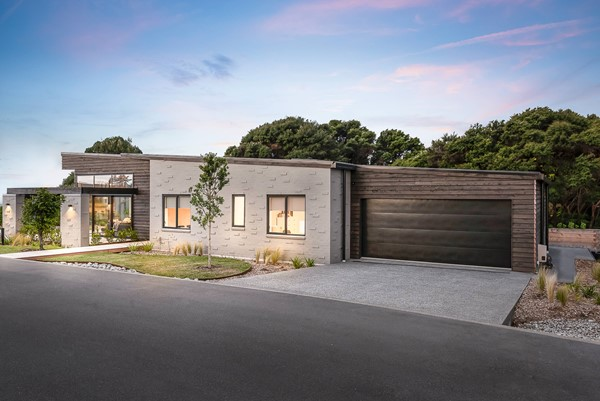 Ferndale, Kapiti Feature Home | David Reid Homes